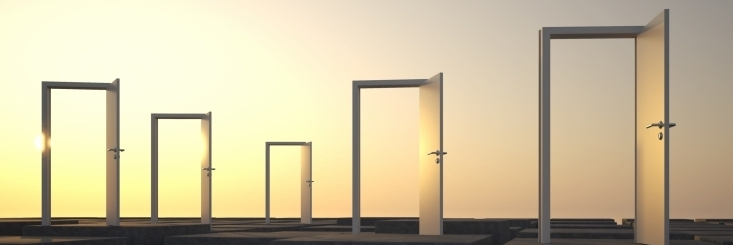 Chancen erkennen - neue Wege gehen